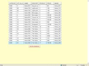 Flash CS3 DataGrid with AMFPHP & MySQL