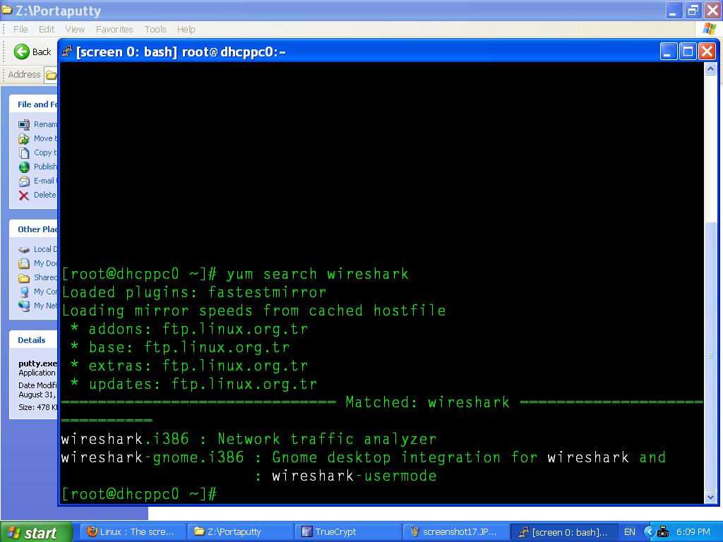 how to see ssh command i wireshark