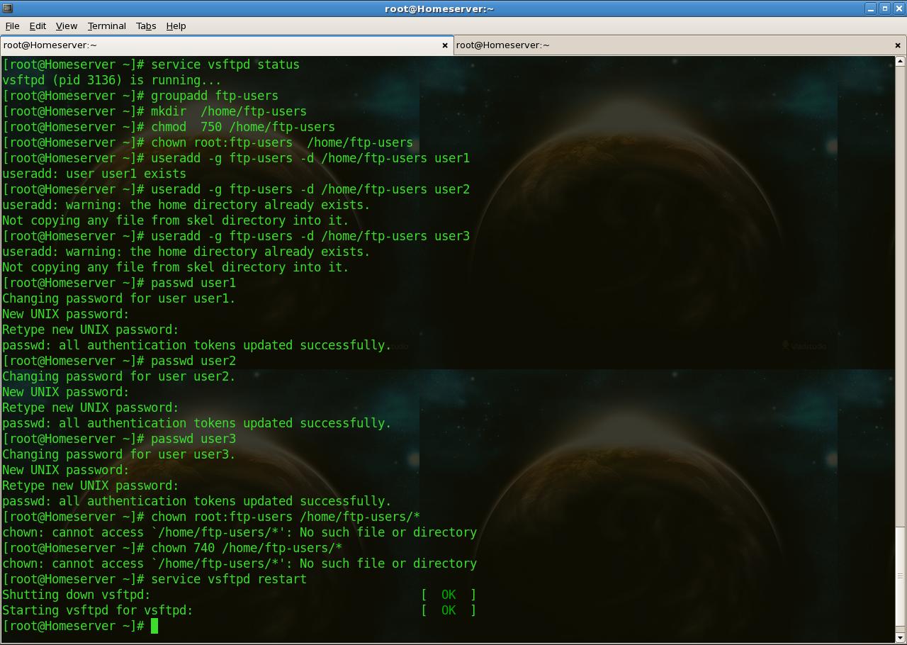 Linux Internet Web Server and Domain Configuration Tutorial