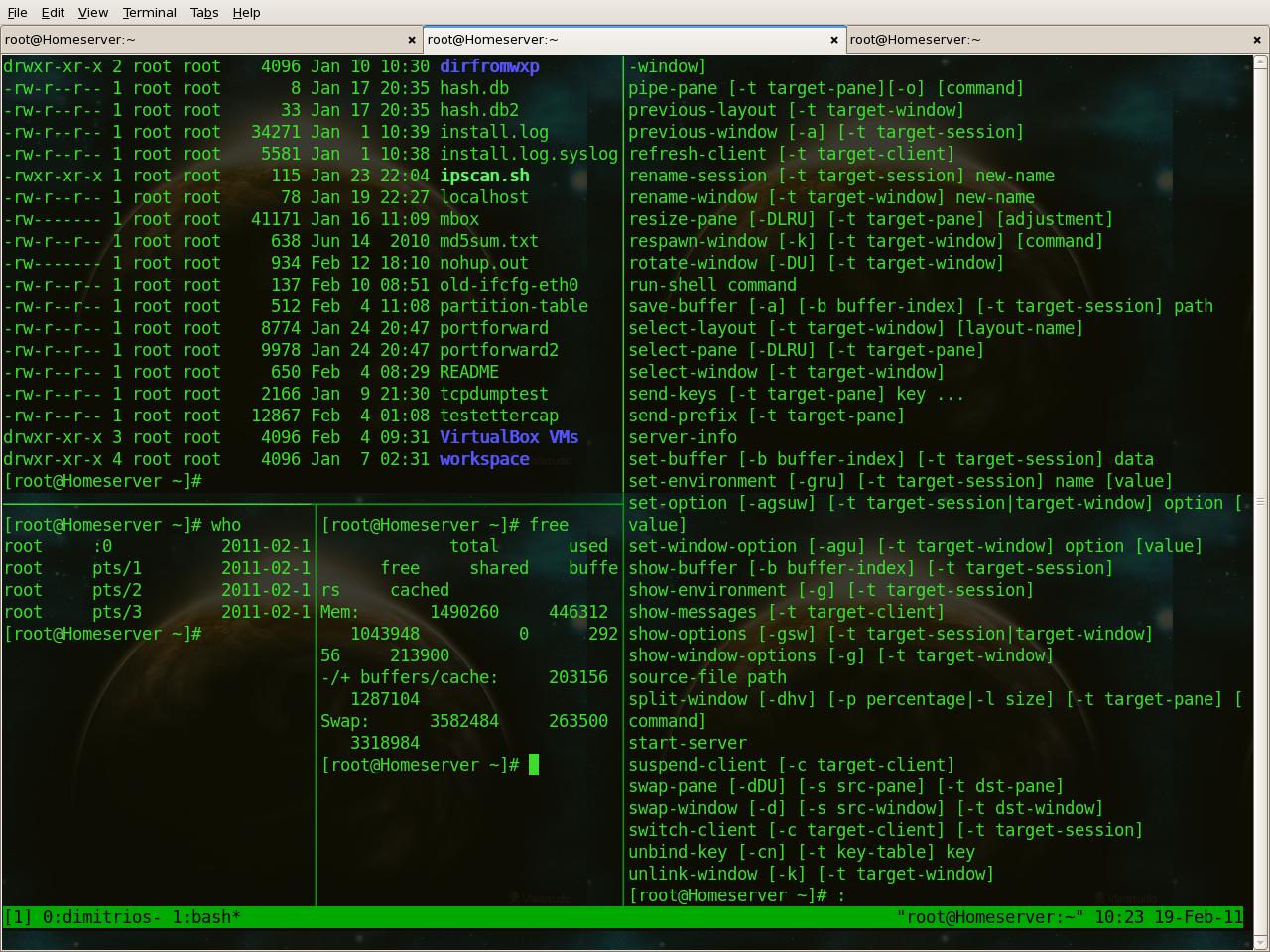 Как на линукс сделать сервер